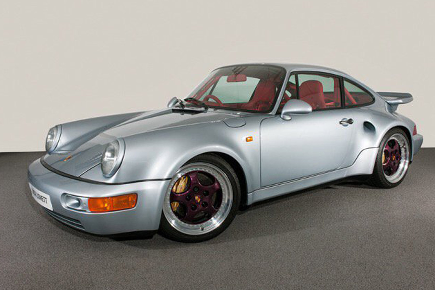 Buy this 'factory fresh' Porsche 911 Turbo for £800,000