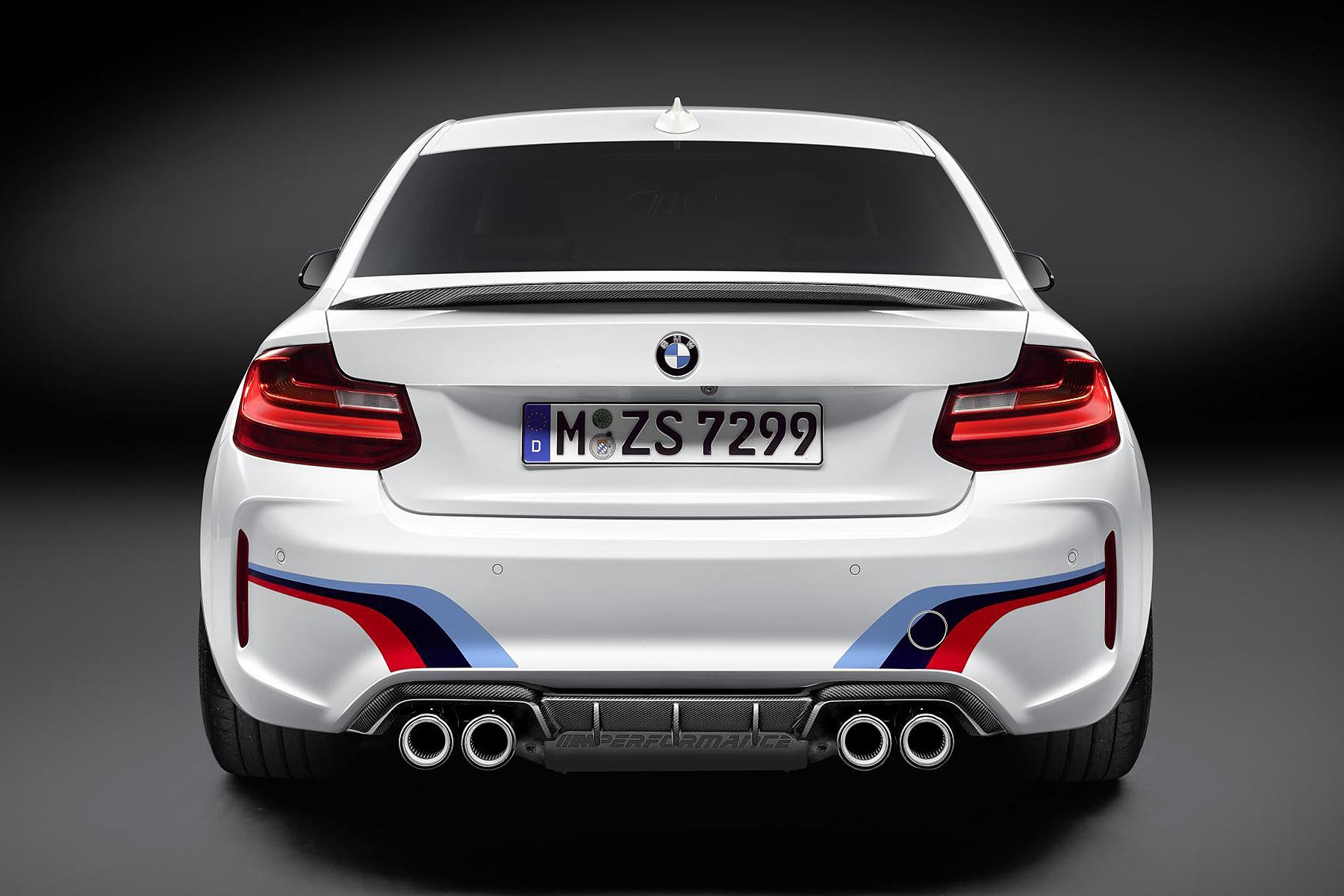 you can now make your bmw m2 noisier using bluetooth motoring research. Black Bedroom Furniture Sets. Home Design Ideas