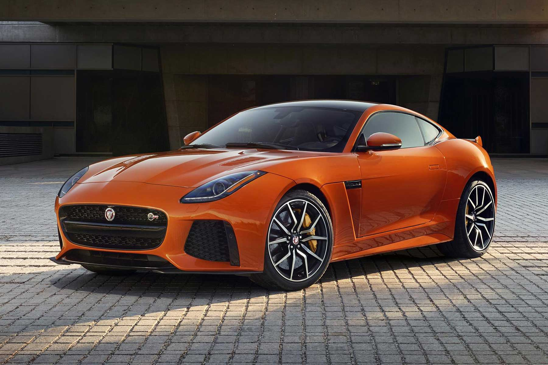 jaguar f type svr 2016 motoring research. Black Bedroom Furniture Sets. Home Design Ideas