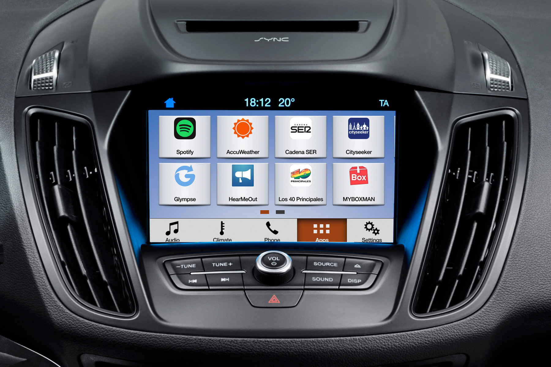 Ford's SYNC 3 will be 'very similar to a smartphone'