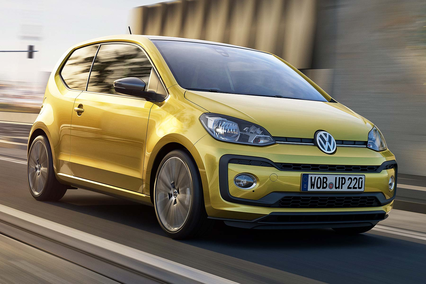 Volkswagen Up Highline