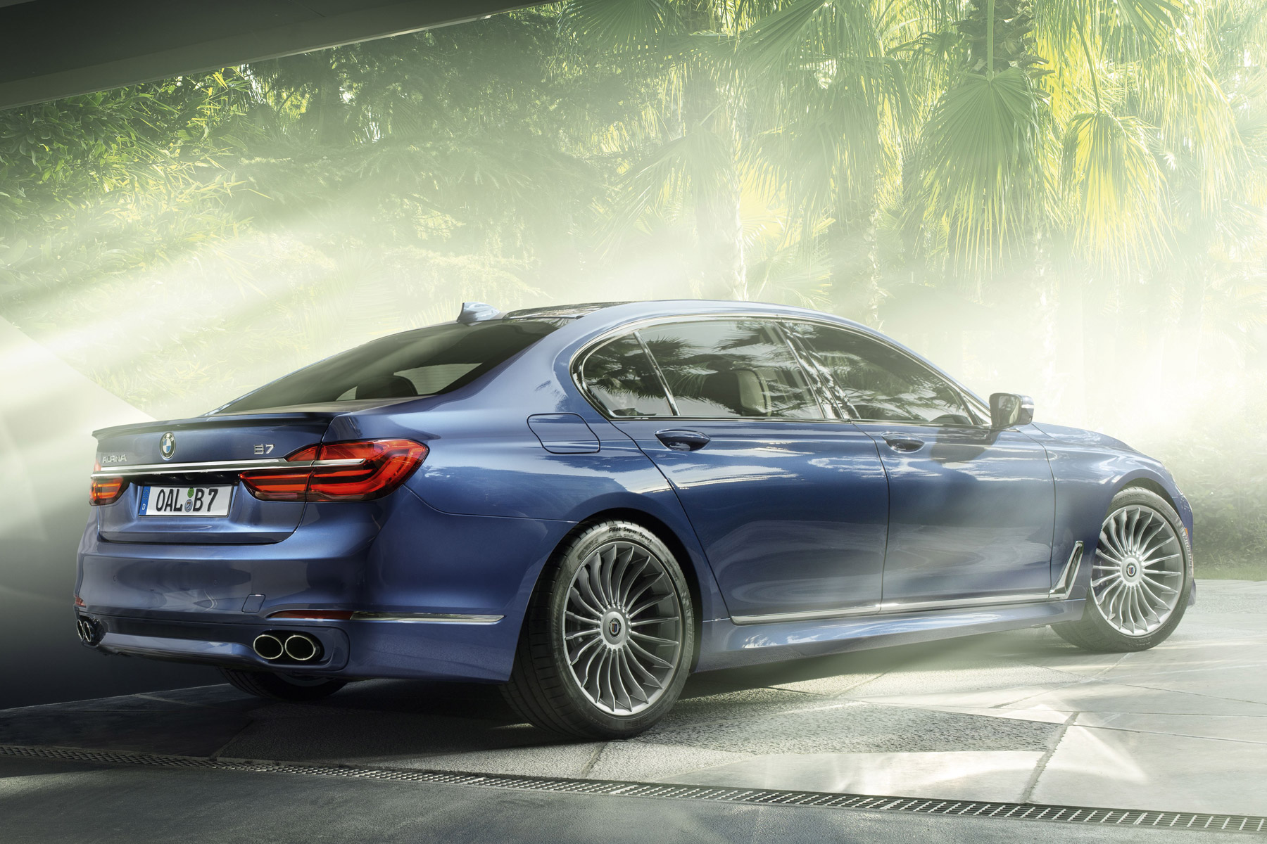 This is the closest thing you can buy a to a BMW M7