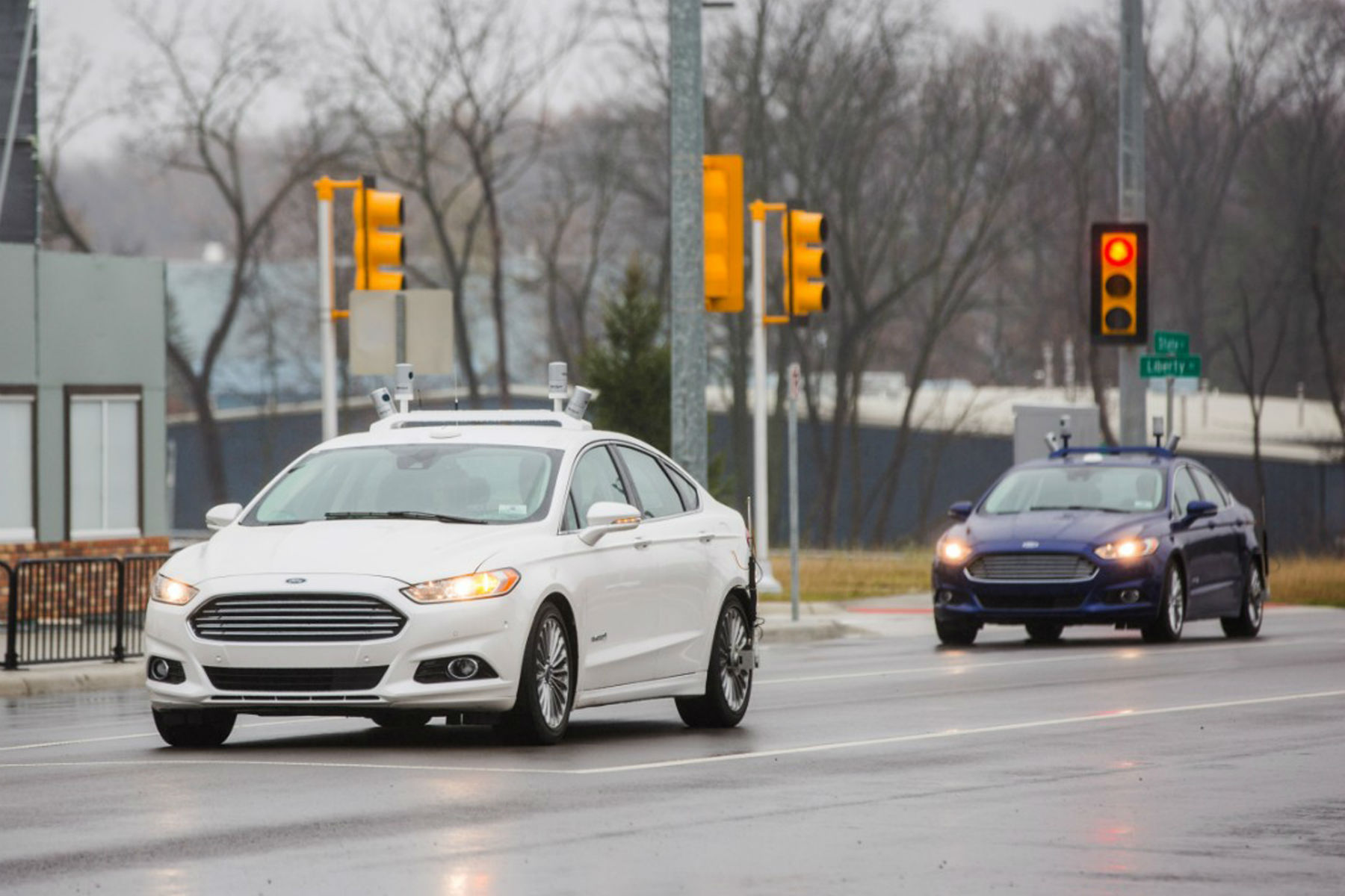 This is how Ford is preparing you for driverless cars
