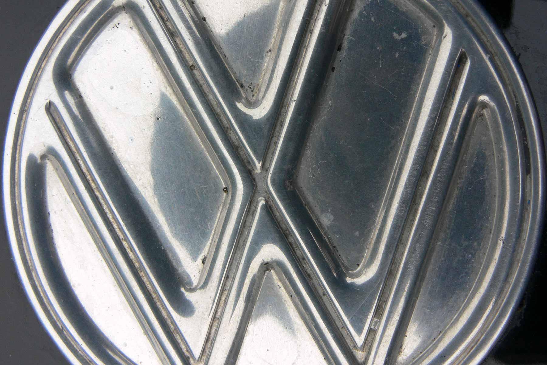 Classic Volkswagn badge