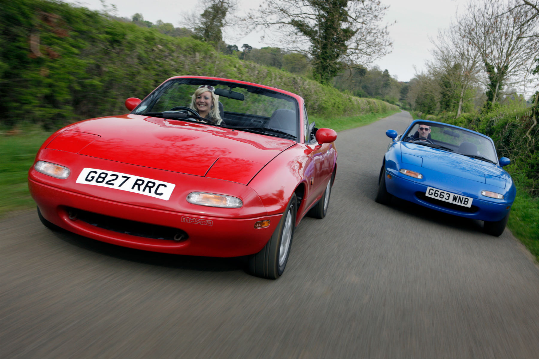 Classic car enthusiasts call for 25 year rolling road tax exemption