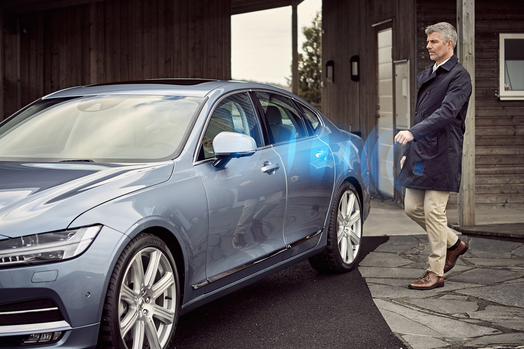 Volvo to sell keyless cars from 2017 | Motoring Research