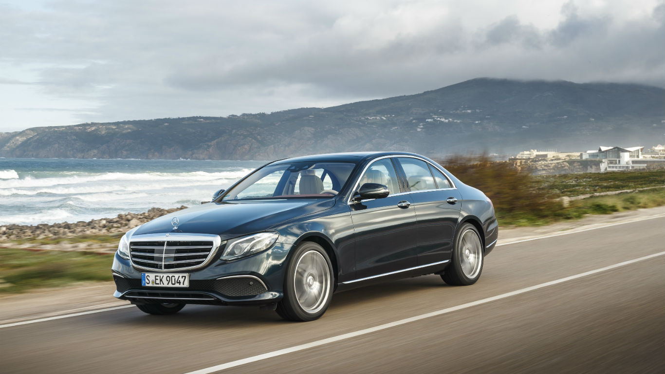 Mercedes benz e class review 2016 first drive motoring for 2016 mercedes benz e350 review