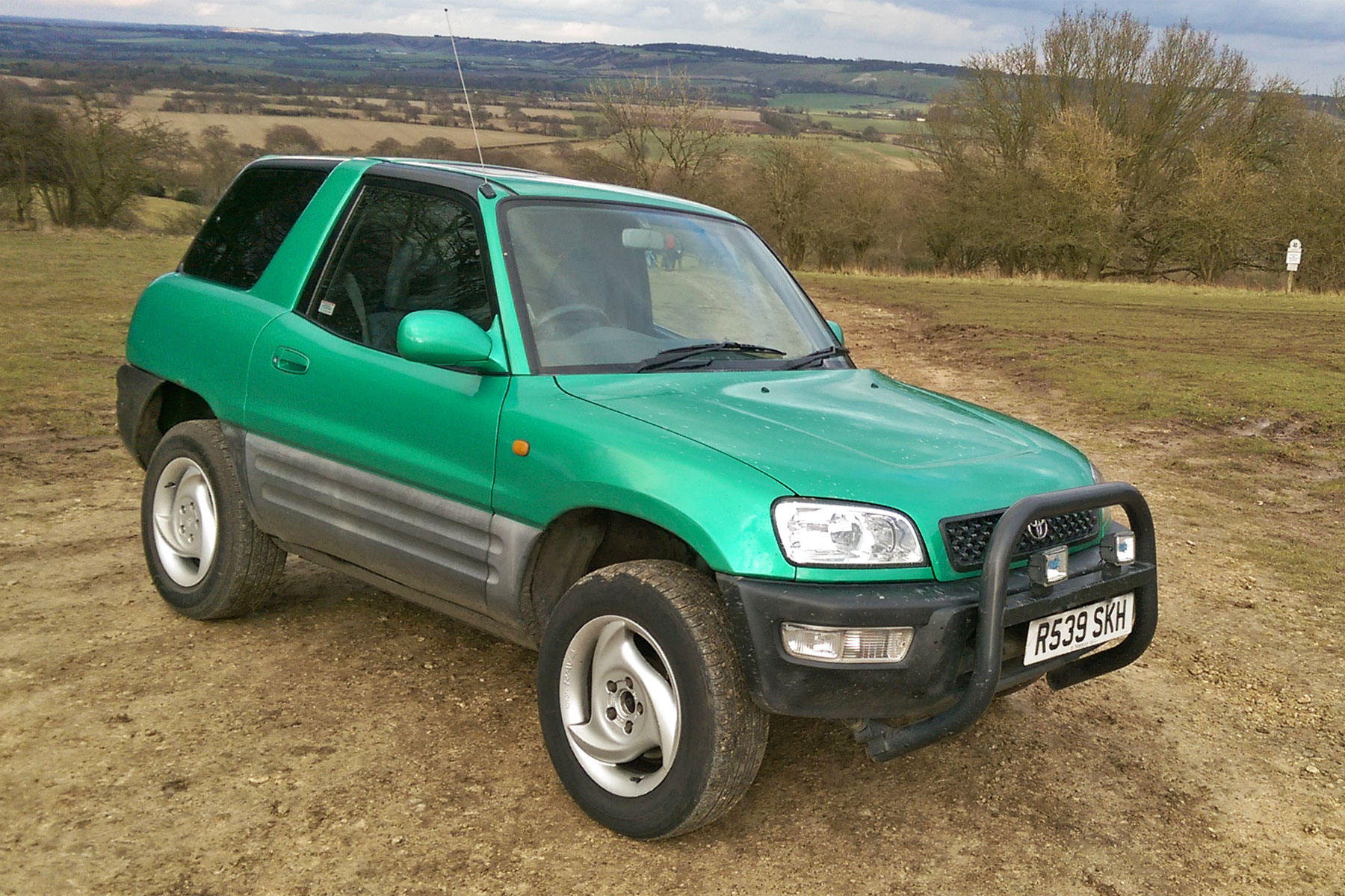 I've bought a Toyota RAV4: is it a future classic?