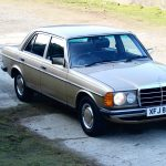 Mercedes-Benz W123: Retro Road Test