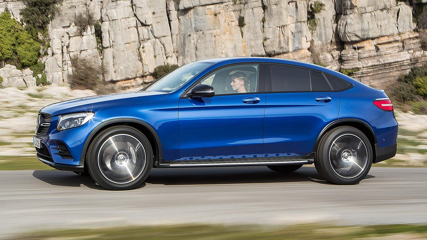 Mercedes benz glc coupe 2016 motoring research for Mercedes benz glc coupe