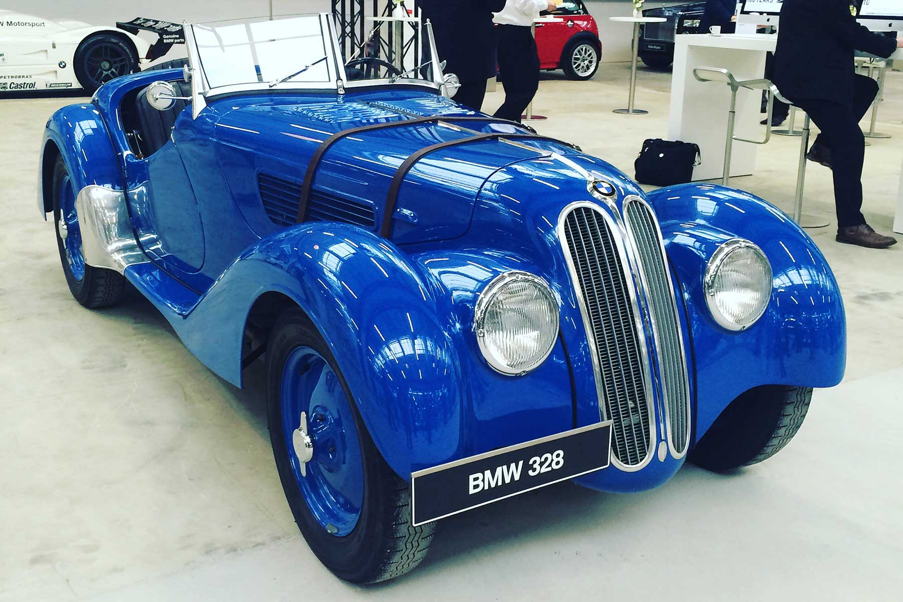 Bmw 100 Years Centenary Event Live Motoring Research