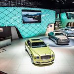 Bentley Geneva Motor Show 2016