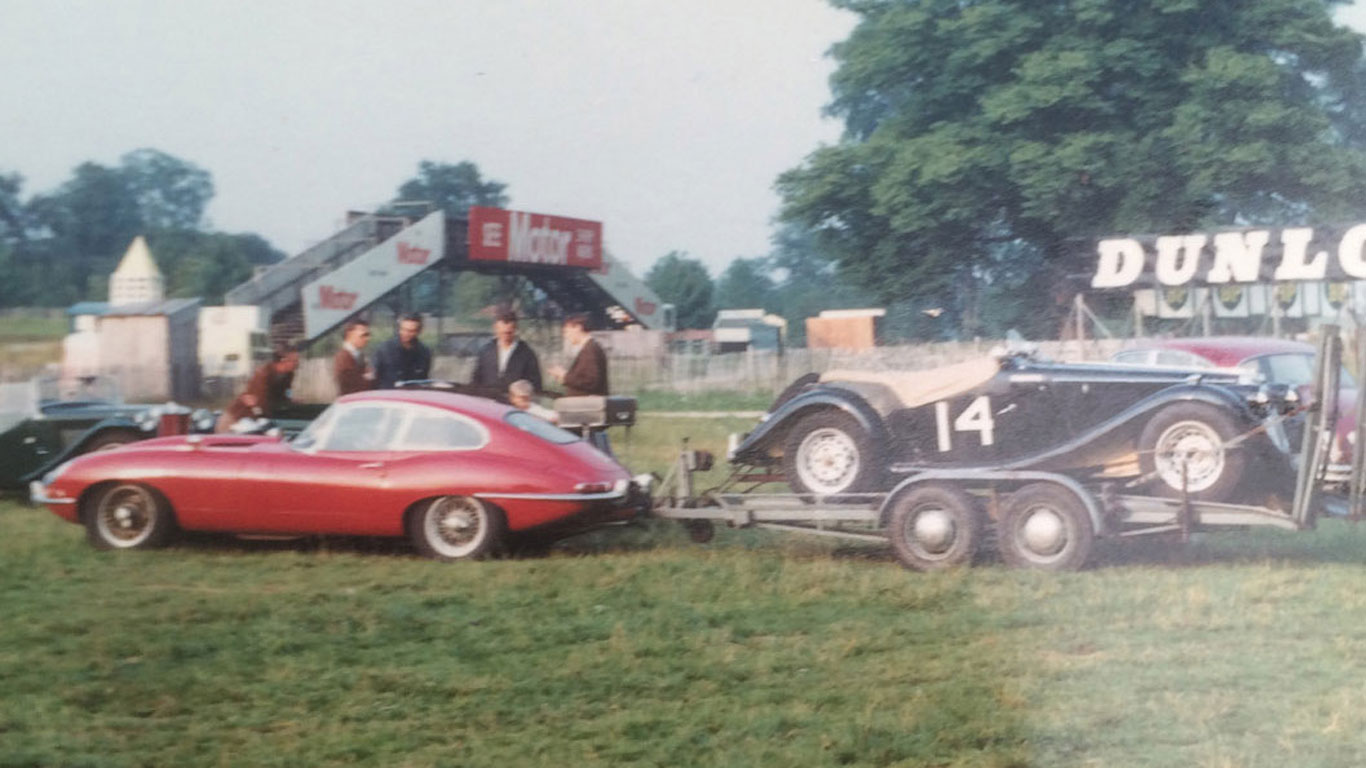 E-Type and MGTF