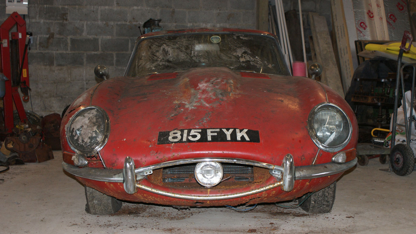 Hedge find E-Type