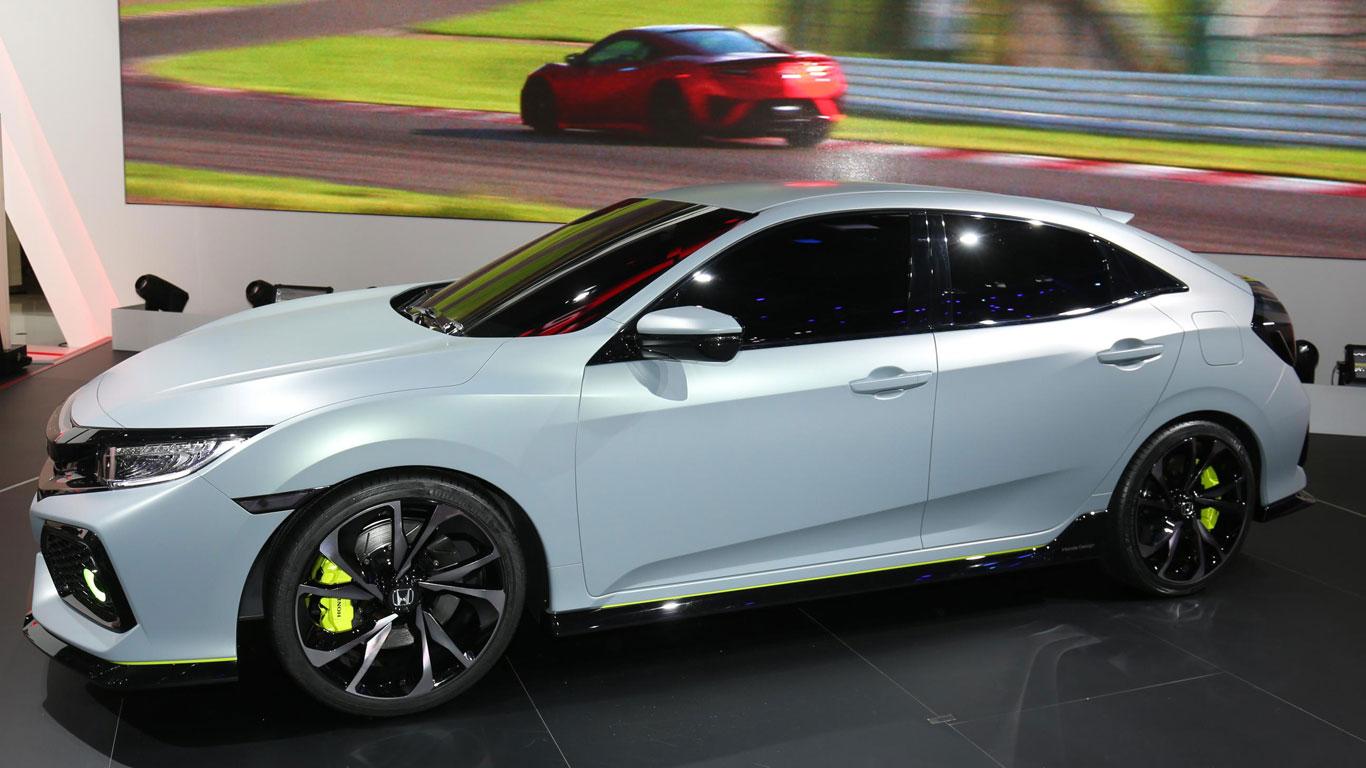 Honda Civic prototype