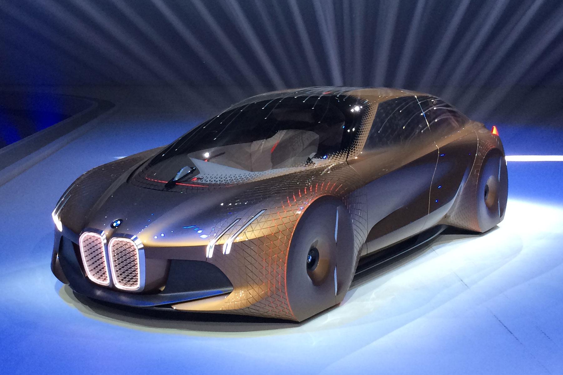 bmw vision next 100 concept car revealed on 100th. Black Bedroom Furniture Sets. Home Design Ideas