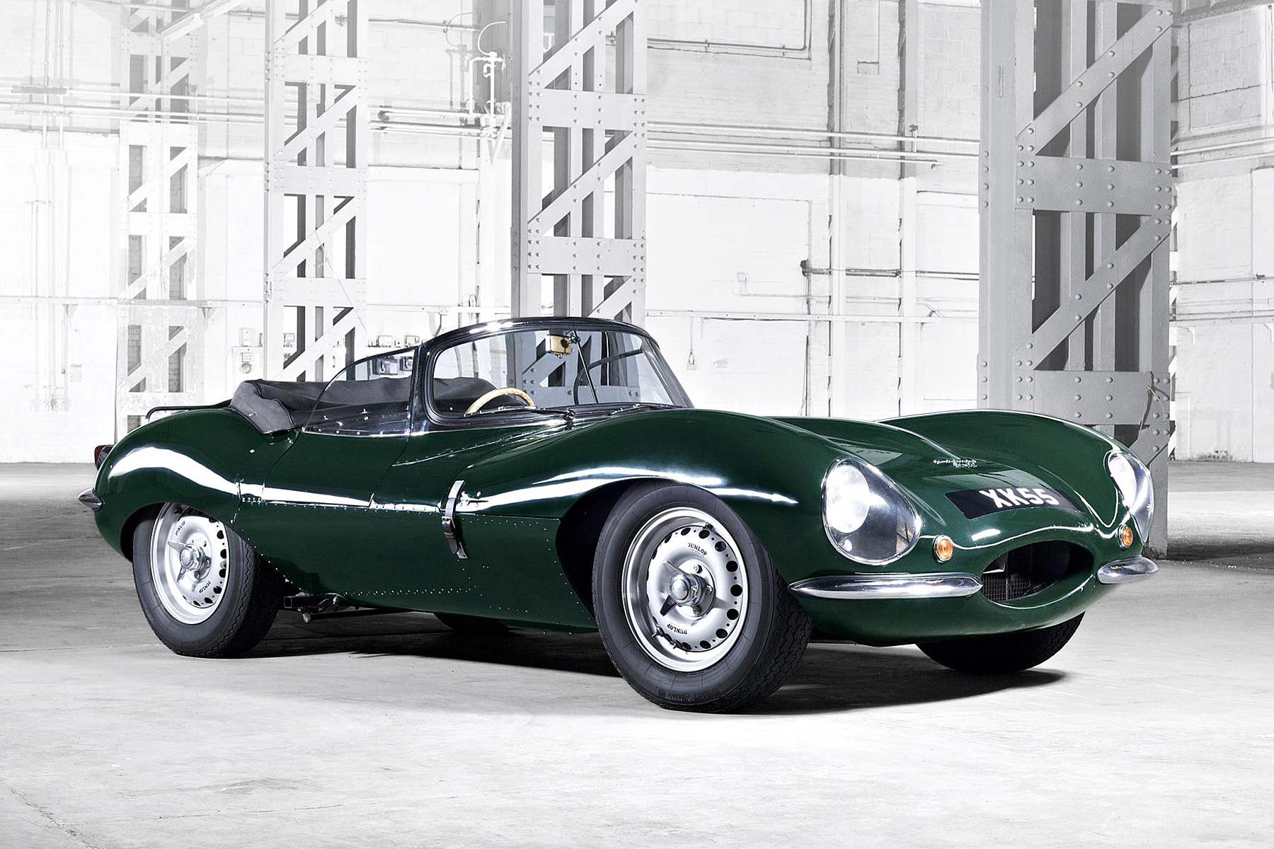 Jaguar Will Once Again Start Producing The U0027worldu0027s First Supercaru0027 With  Nine Brand New XKSS Set To Be Built To Exactly The Same Specification As  The ...