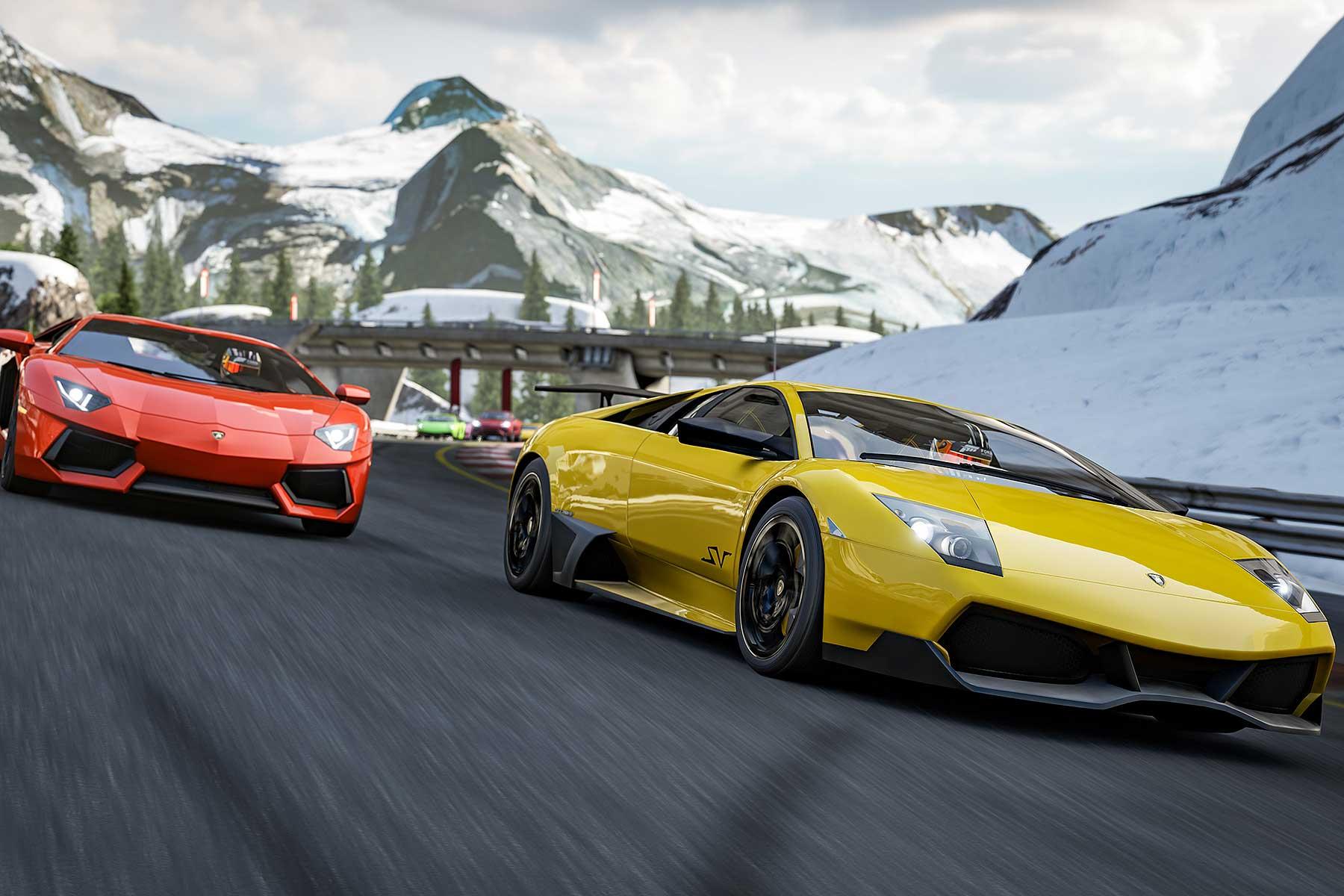 Lamborghini Forza