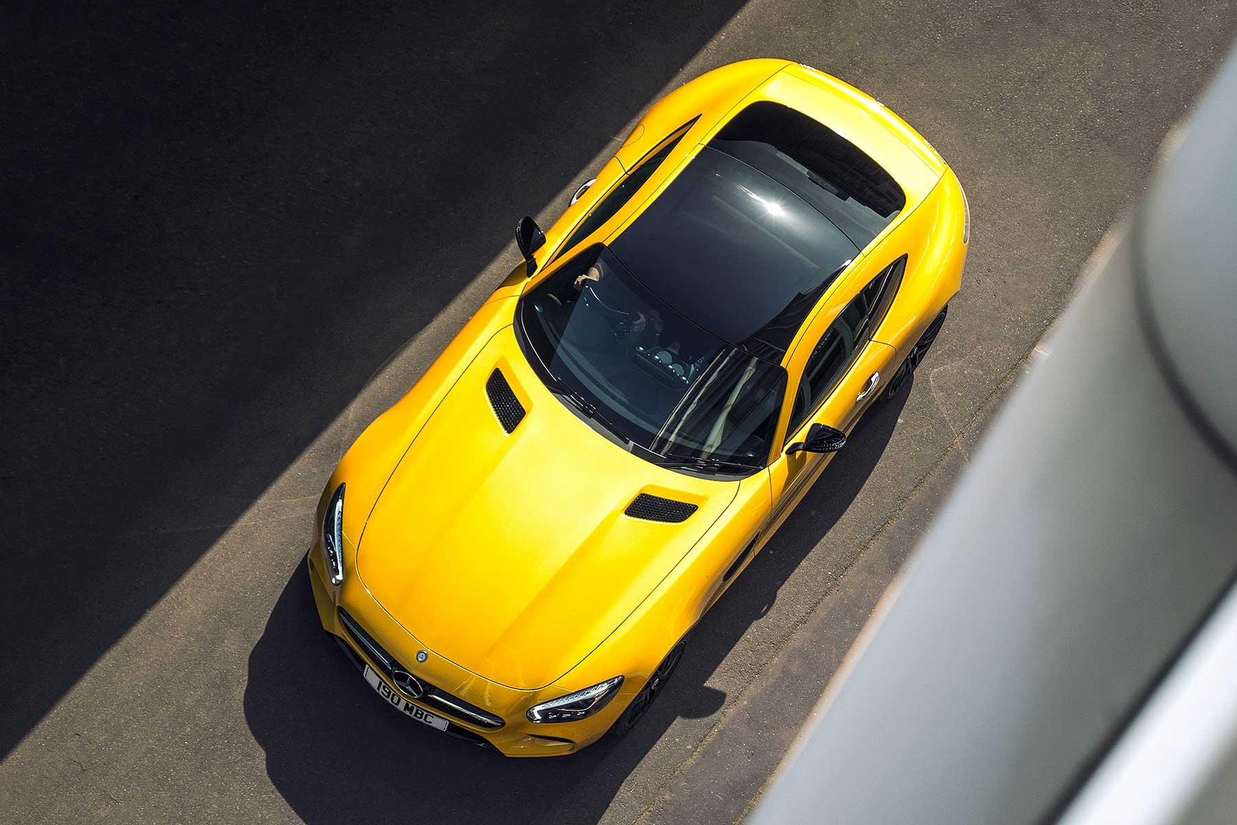 Mercdes-AMG GT S