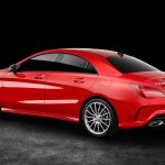 Mercedes-Benz CLA Coupe 2016