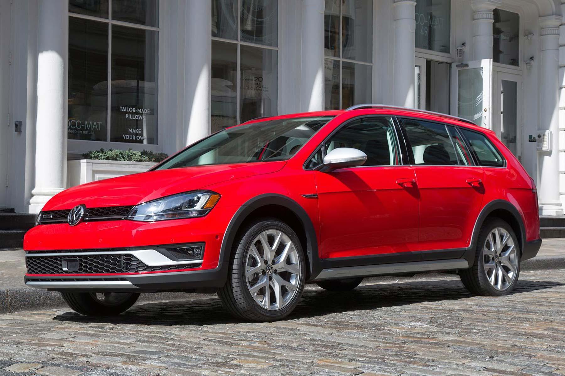 Volkswagen Golf SportWagon Alltrack