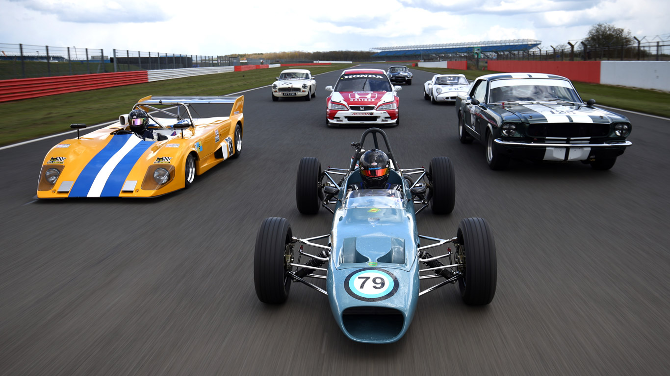 Preview: Silverstone Classic – the world\'s biggest classic motor ...
