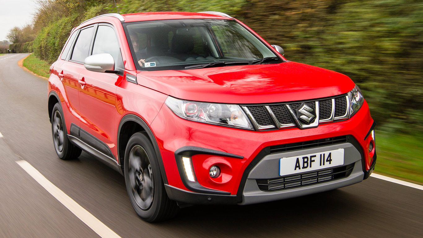 suzuki vitara s two minute road test motoring research. Black Bedroom Furniture Sets. Home Design Ideas