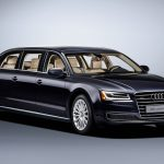King-sized Audi A8 L revealed: is this the most luxurious Audi ever?