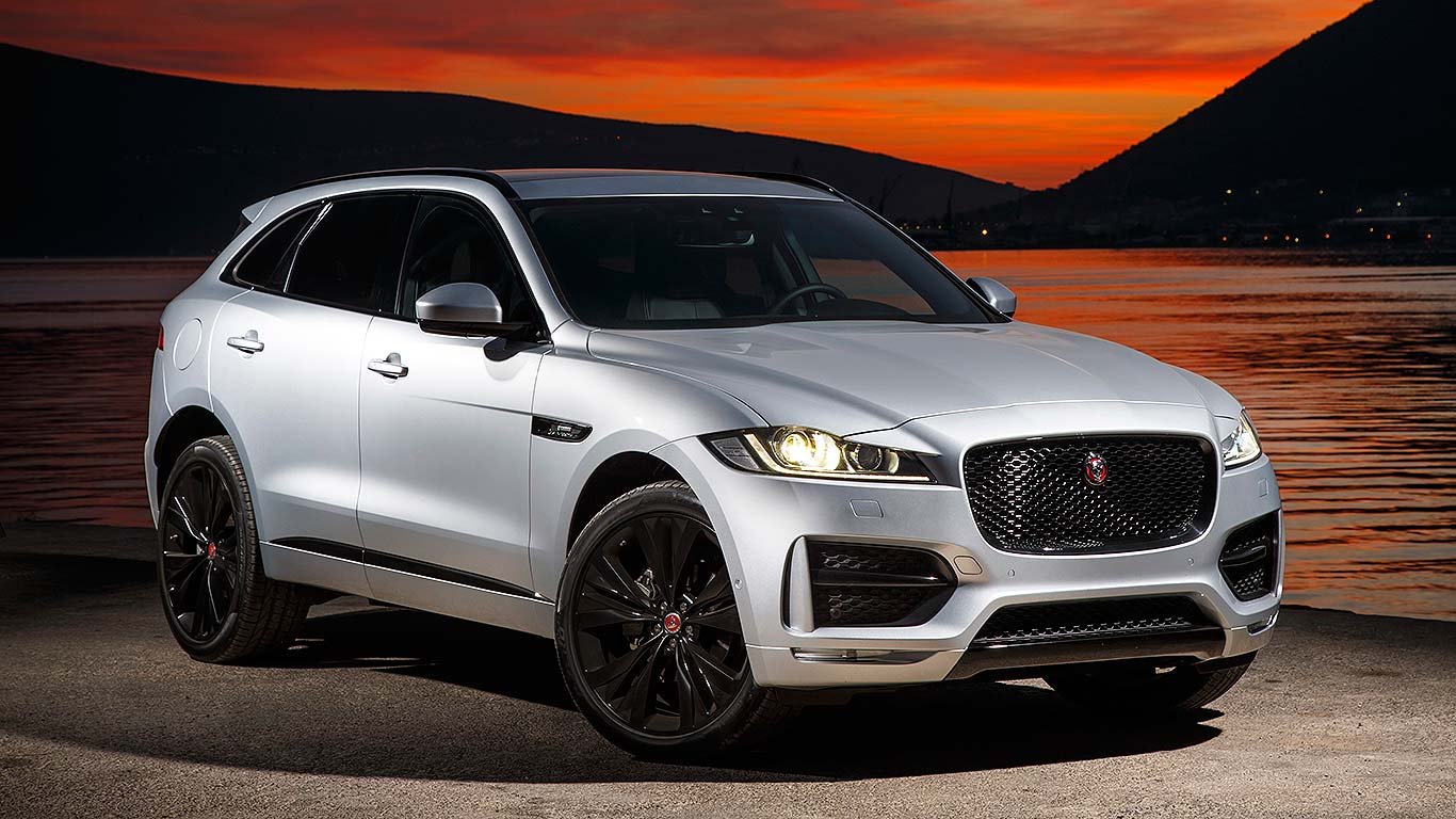 2016 Jaguar F-Pace review: first drive | Motoring Research