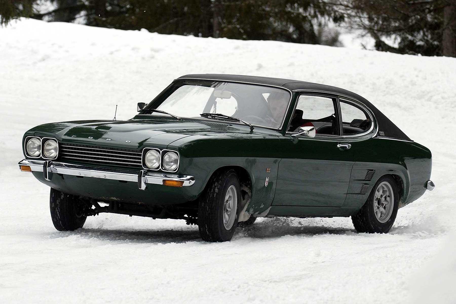 Ford Capri Mk1 facelift