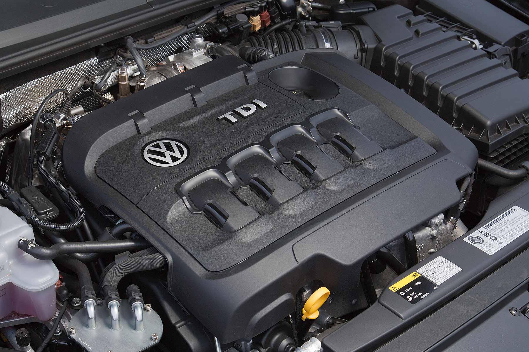 2.0-litre TDI engine
