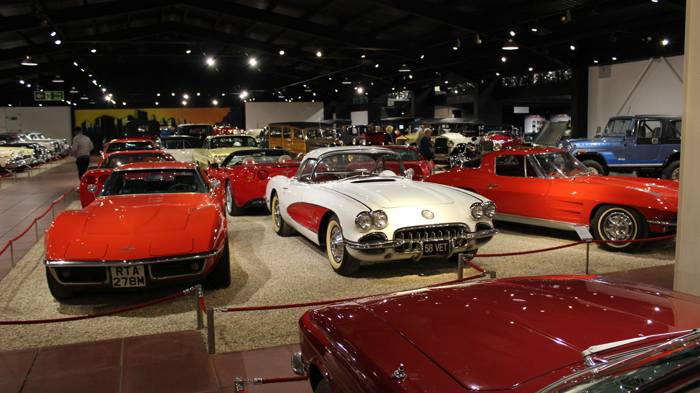 25 Cars You Don T Want To Miss At The Haynes Motor Museum Motoring Research