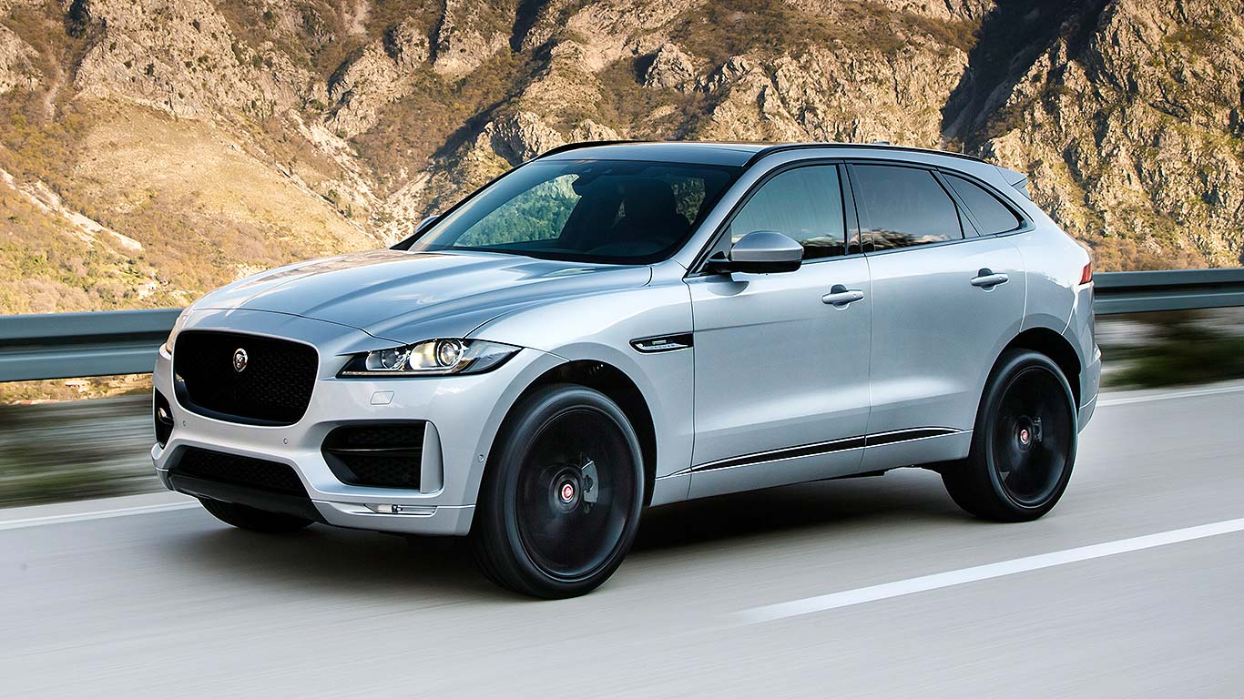 jaguar f pace 2016 motoring research. Black Bedroom Furniture Sets. Home Design Ideas