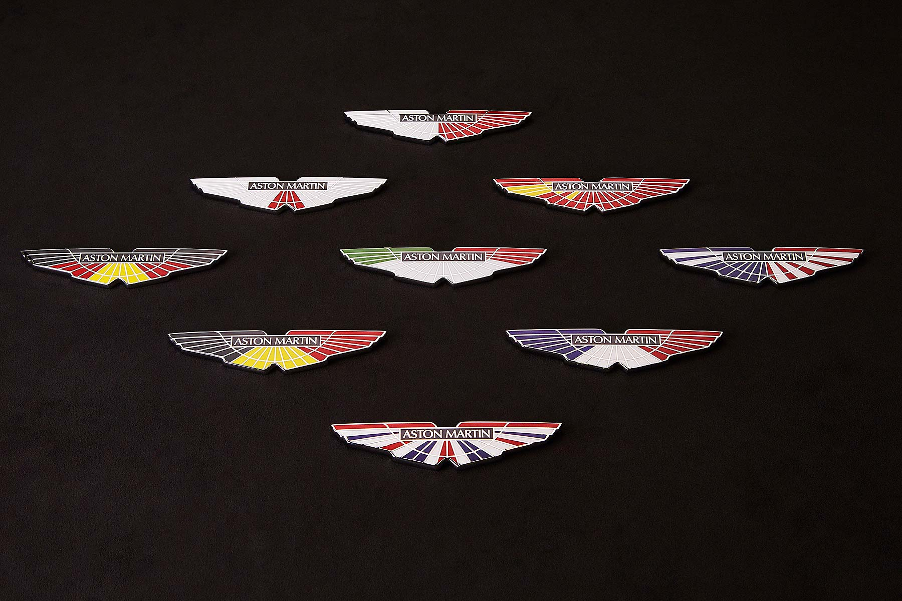 Aston Martin Racing Wings 2016 WEC