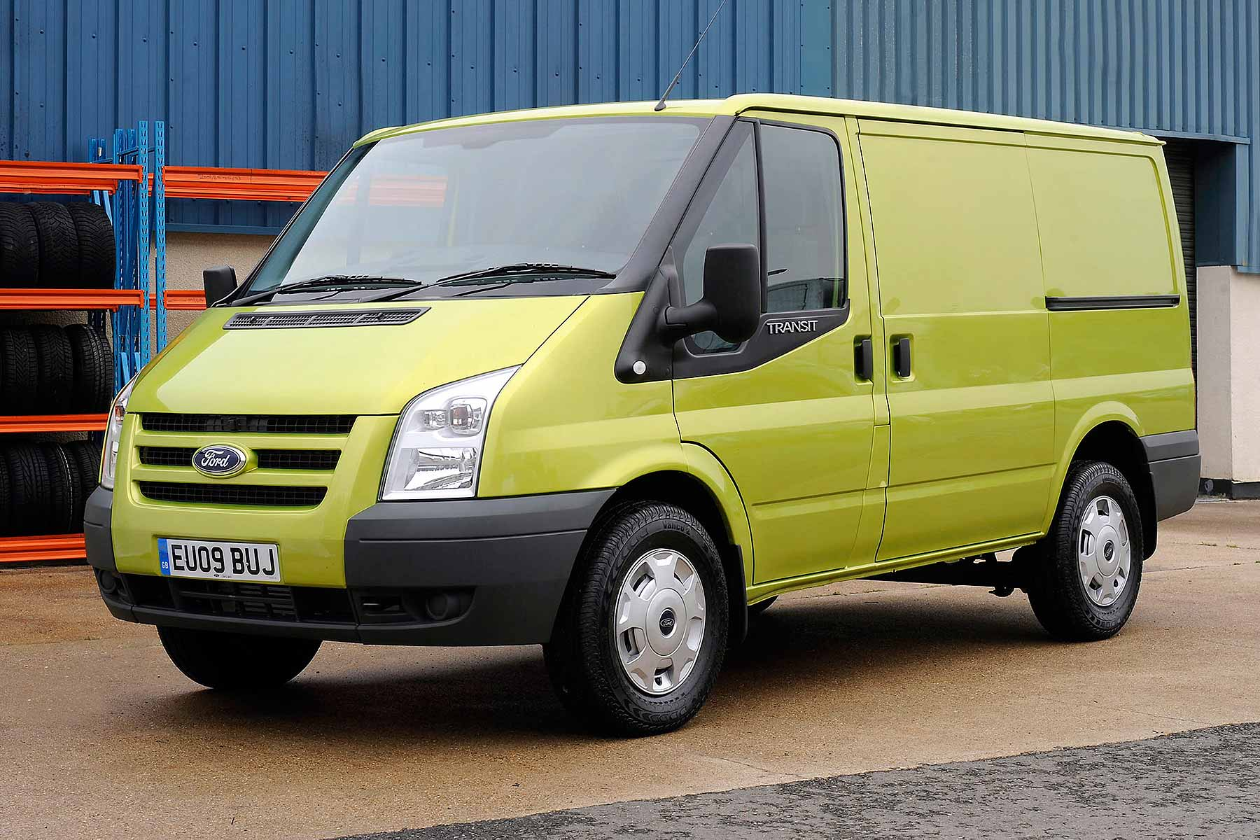 ford transit van is most stolen vehicle in the uk motoring research. Black Bedroom Furniture Sets. Home Design Ideas