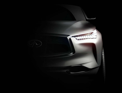 Infiniti to tease new mid-size SUV at 2016 Beijing Auto Show