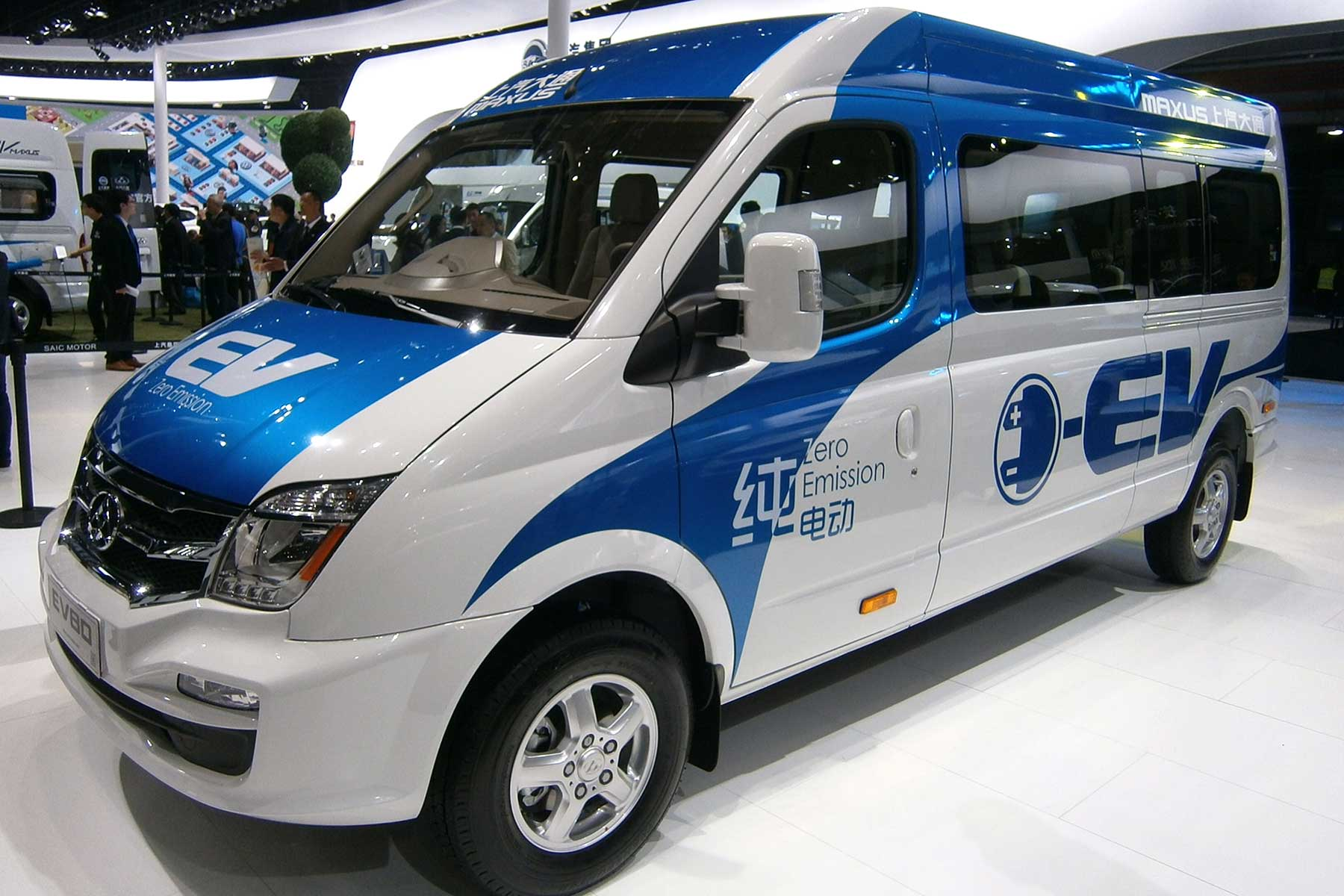how to make an electric vans