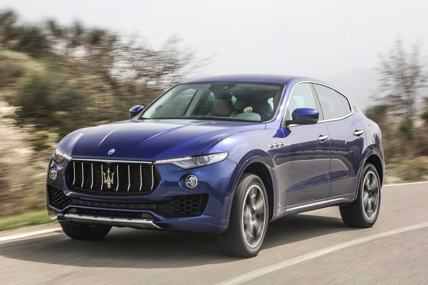 2016 maserati levante review can maserati really make an suv motoring research. Black Bedroom Furniture Sets. Home Design Ideas
