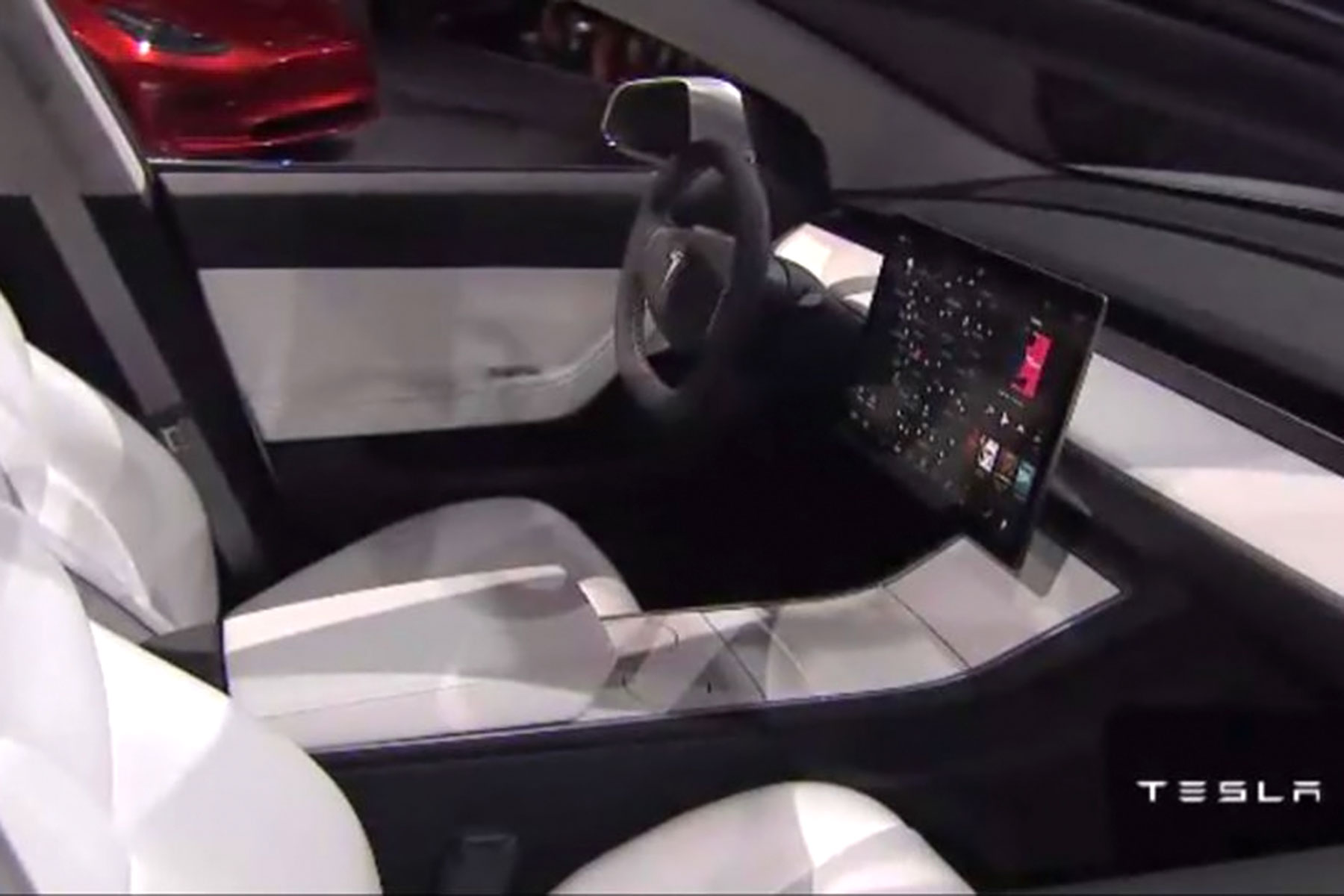 Продажа Tesla Model S (Тесла Модель S) в России
