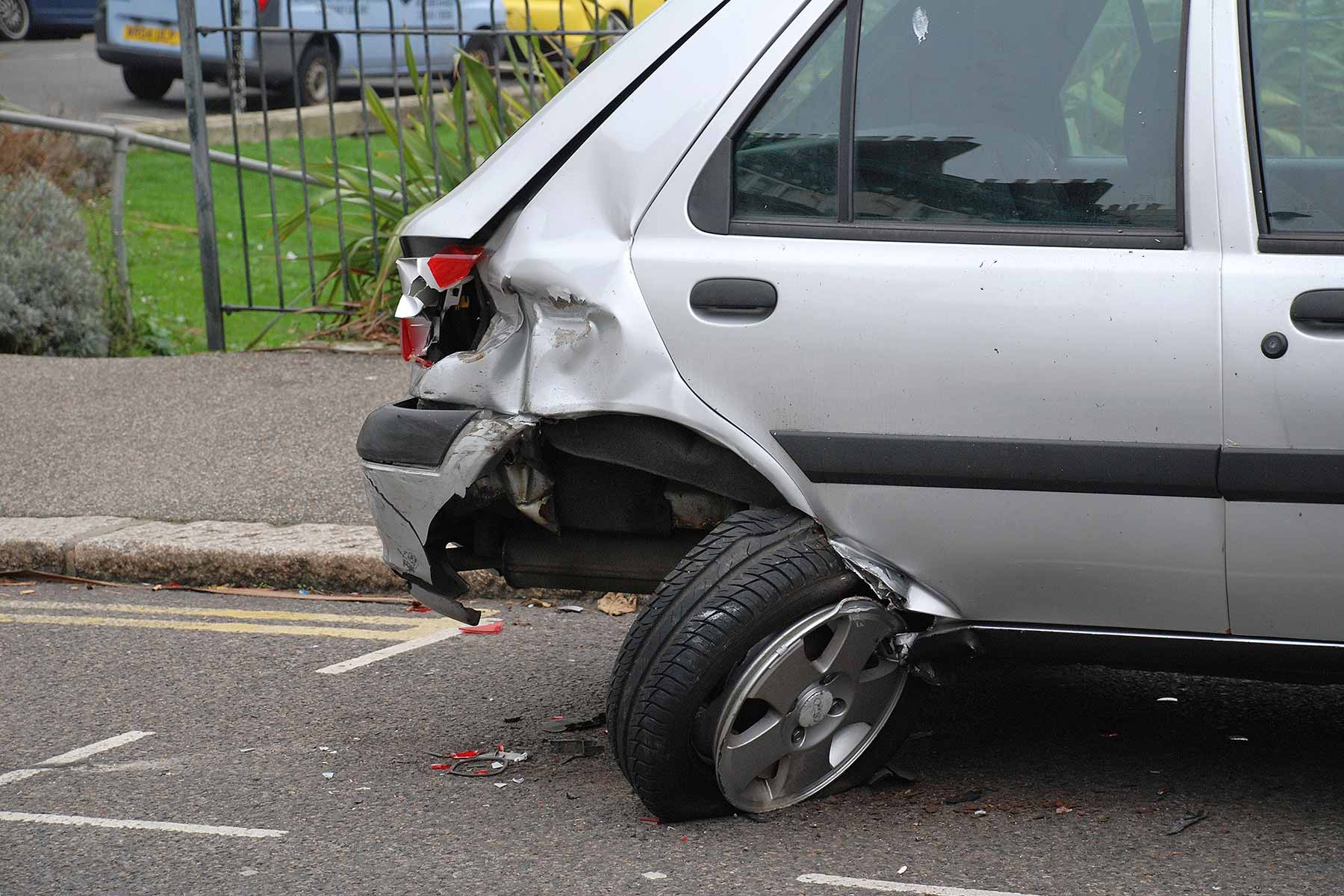 Hit And Run Car Accident Consequences Uk