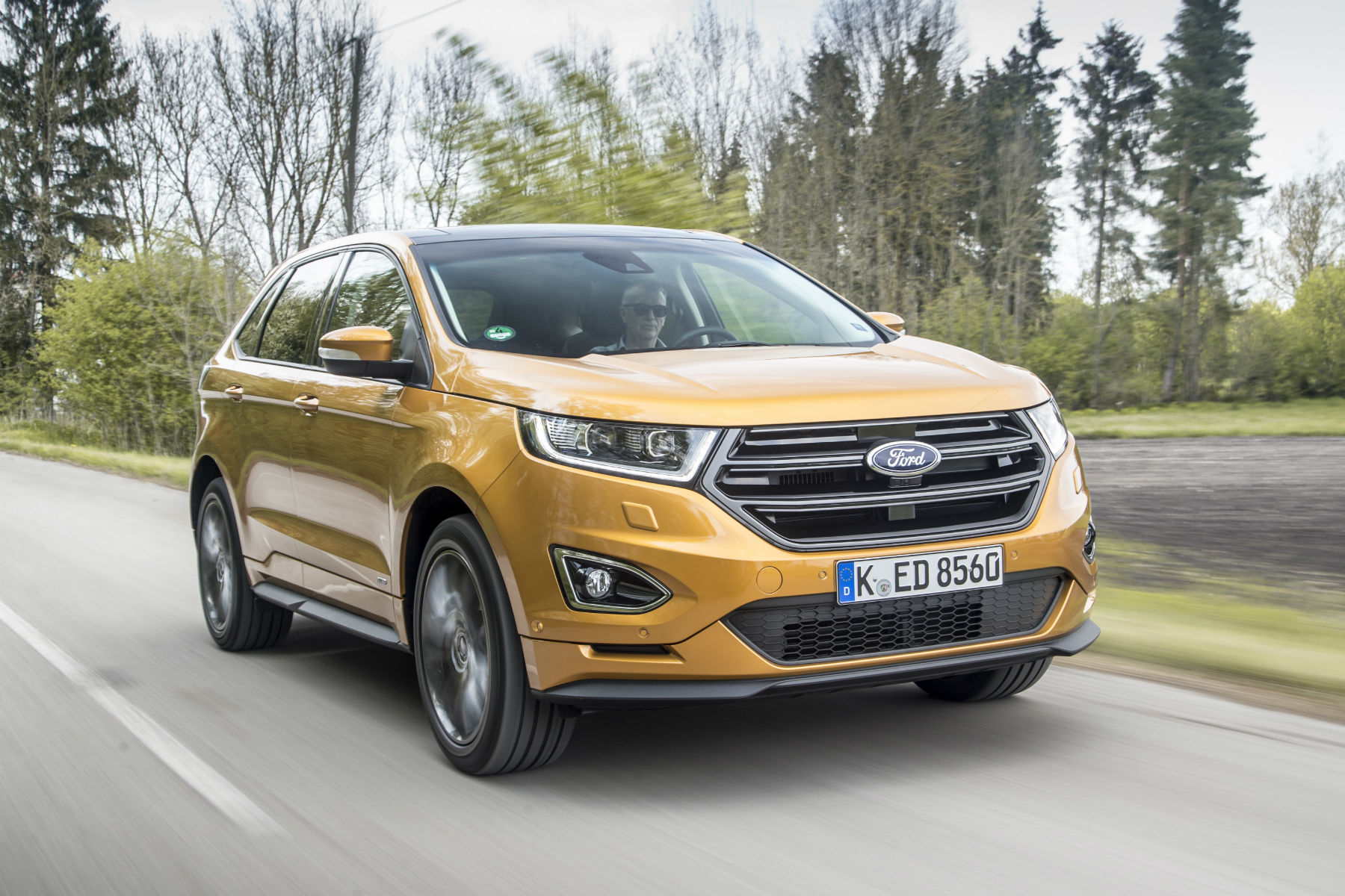 2016 Ford Edge Review What The Heck Is It Motoring Research