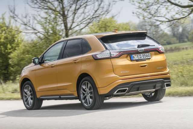 Ford Edge Do You Even Care About Driving Off Road