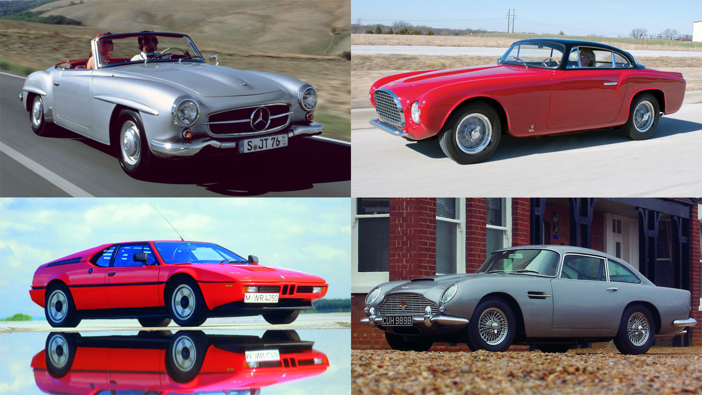 Classic Car Price Guides Classic Cars amp Muscle Cars For - induced.info