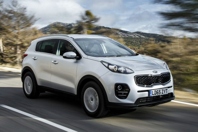 Kia Sportage TwoMinute Road Test  Motoring Research