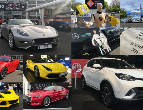 2016 London Motor Show in pictures