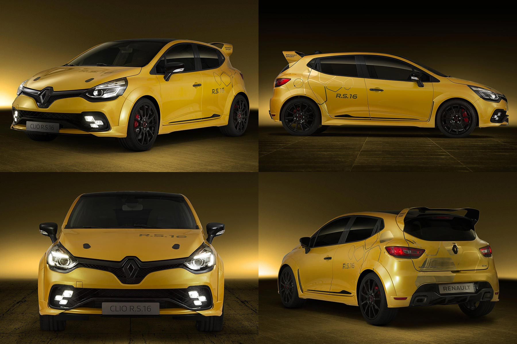 skunkworks 275hp renault clio r wows monaco grand prix motoring research. Black Bedroom Furniture Sets. Home Design Ideas
