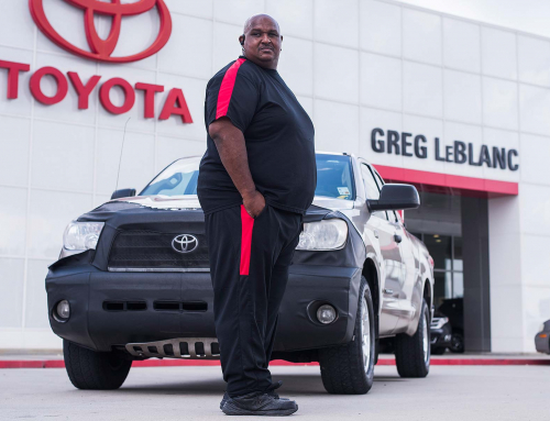 Man drives Toyota 1 million miles in 9 years, gets a free Toyota