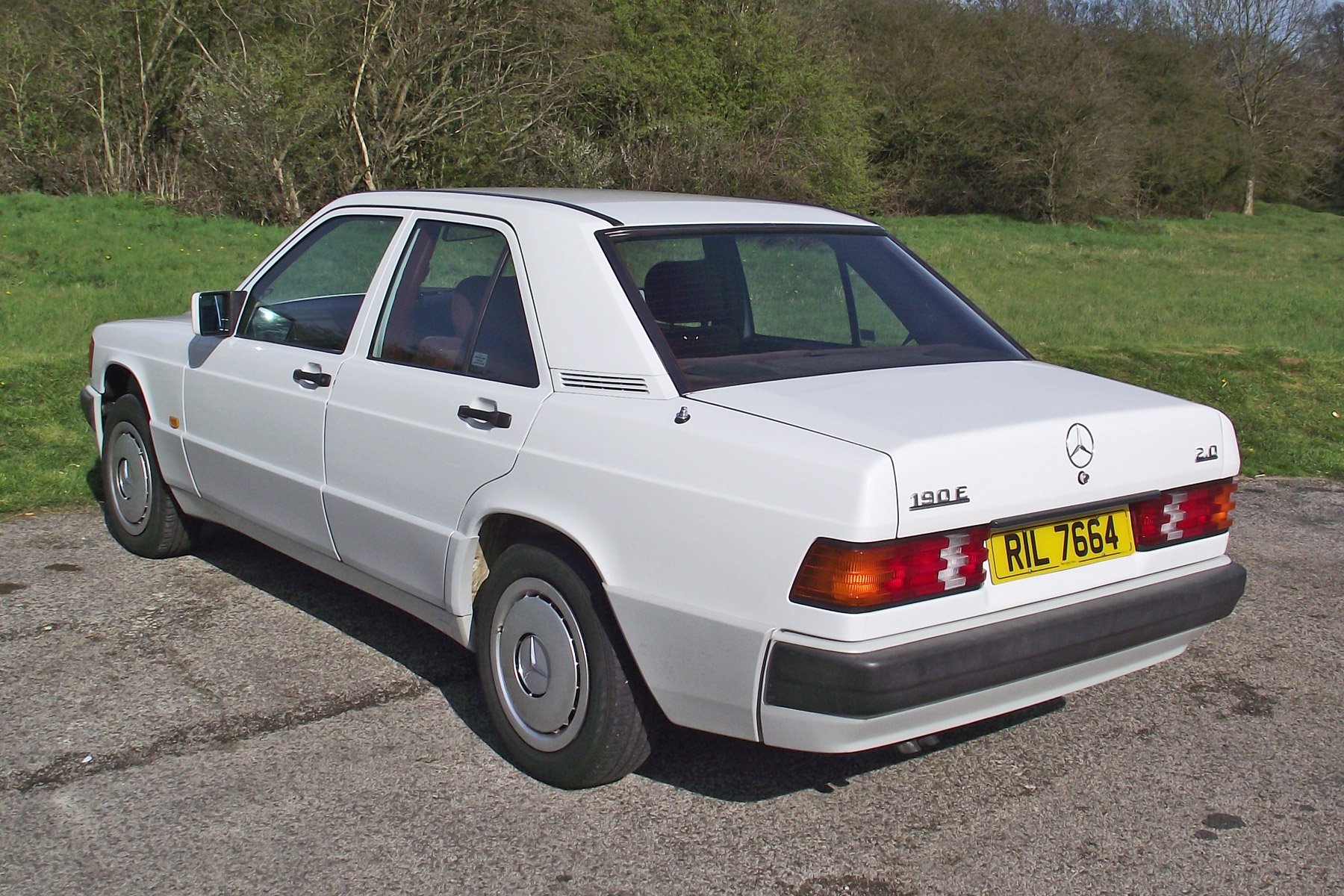 Mercedes-Benz 190E: reliability and running costs