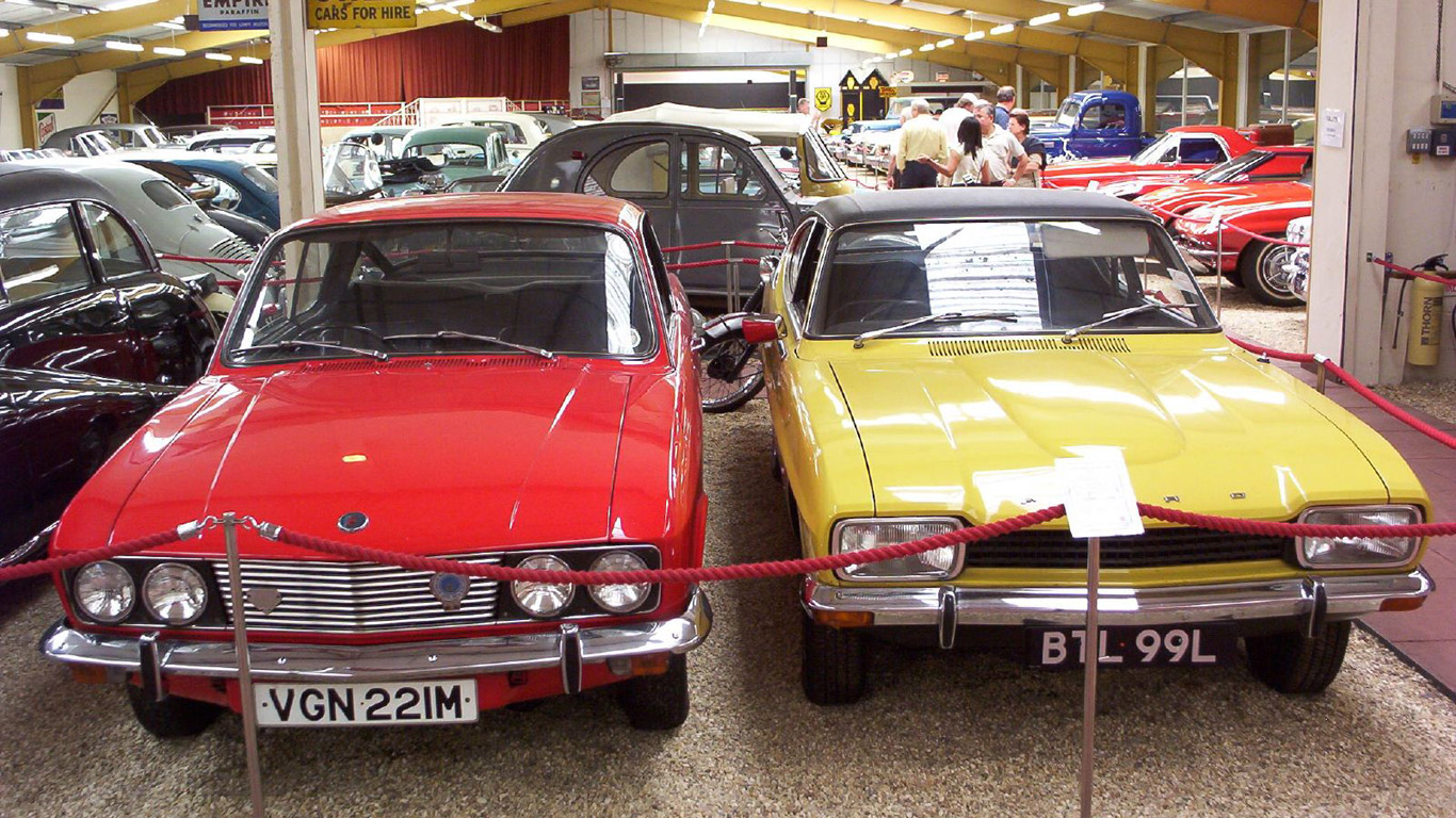 British Motor Museum, Gaydon, UK