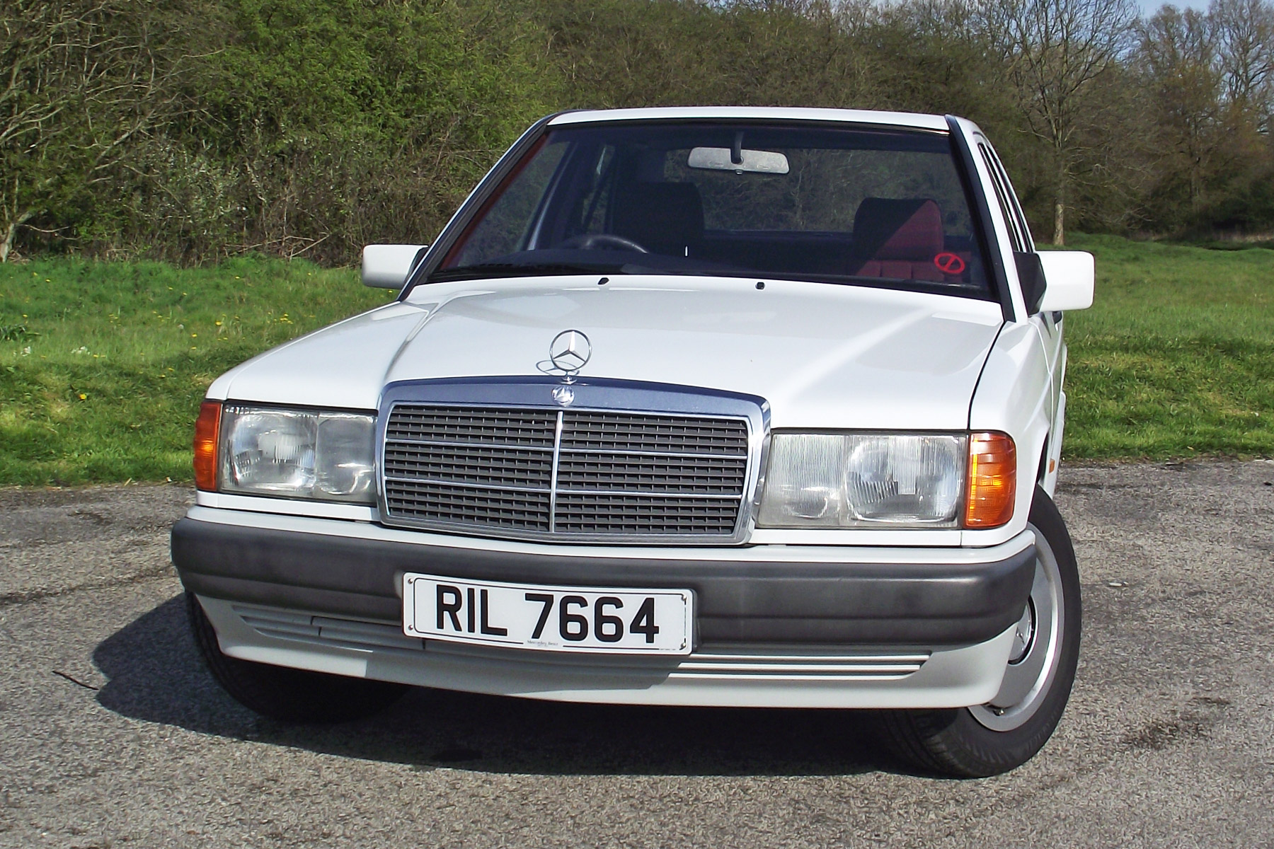 mercedes benz 190e retro road test motoring research